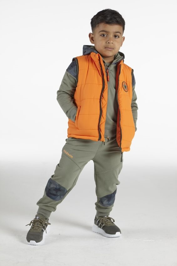 Mitch and Son Mitch & Son AW21 Maryhill Padded Gilet