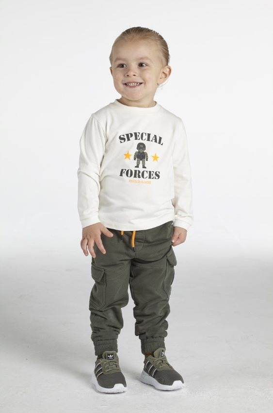 Mitch and Son Mitch & Son AW21 Morrisons Long Sleeve Top