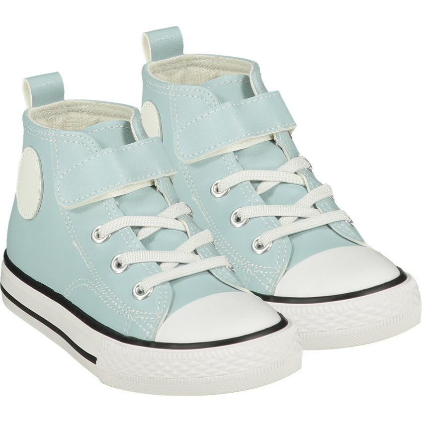 Mitch and Son Mitch & Son AW21 Chuck High Top Trainer