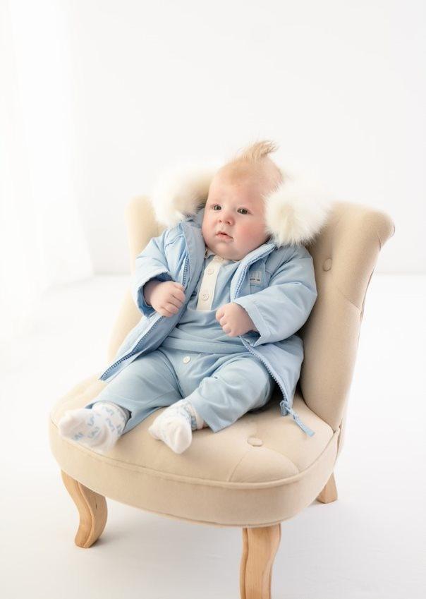 Mitch and Son Mitch & Son AW21 Hillhead Baby Jacket