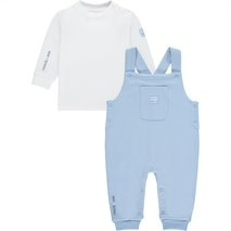 Mitch and Son Mitch & Son AW21 Hill Dungaree Set