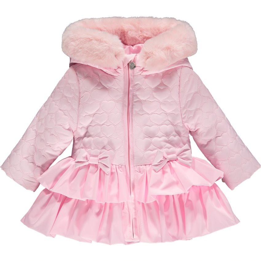 Little A Little A AW21 Aubrey Faux Fur Trim Jacket