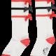 A Dee ADee Amanda Poppy Bow Sock