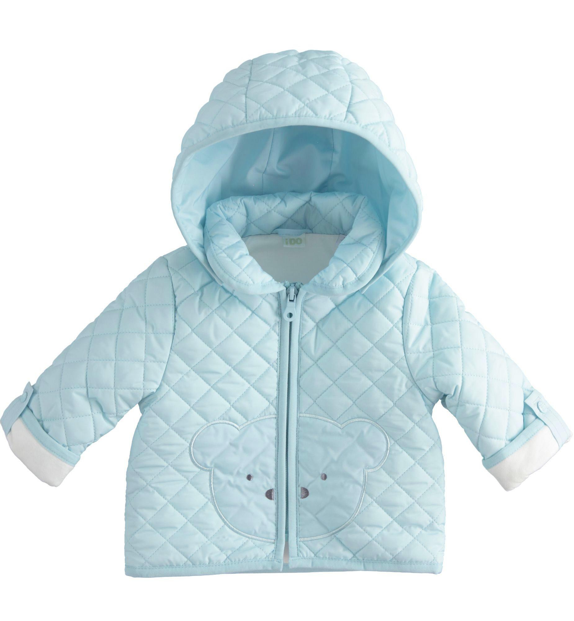 Ido iDO Blue Padded Bear Jacket - 43299