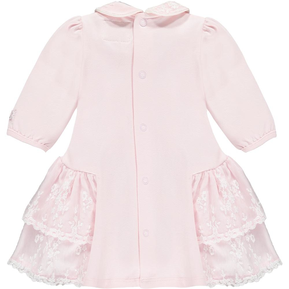 Emile et Rose Emile et Rose Amira Girls Party Dress with Tights AW21
