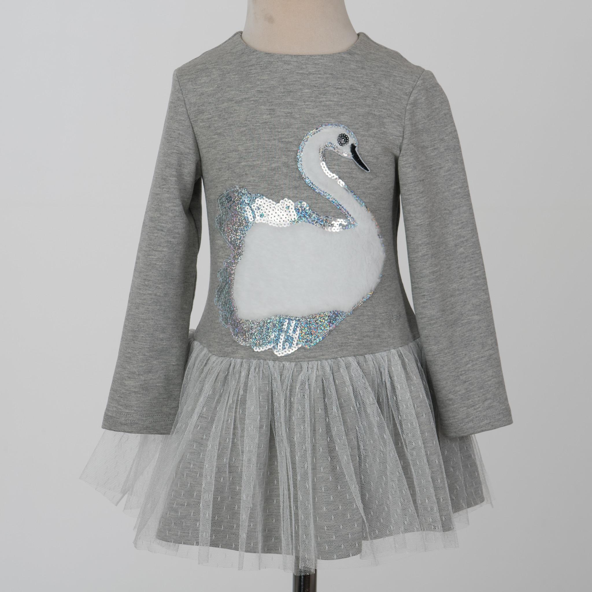 Daga Daga Grey Swan Dress - M8507