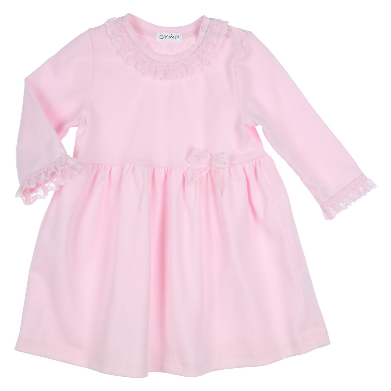 Gymp Gymp Pink Lace Dress - 1894