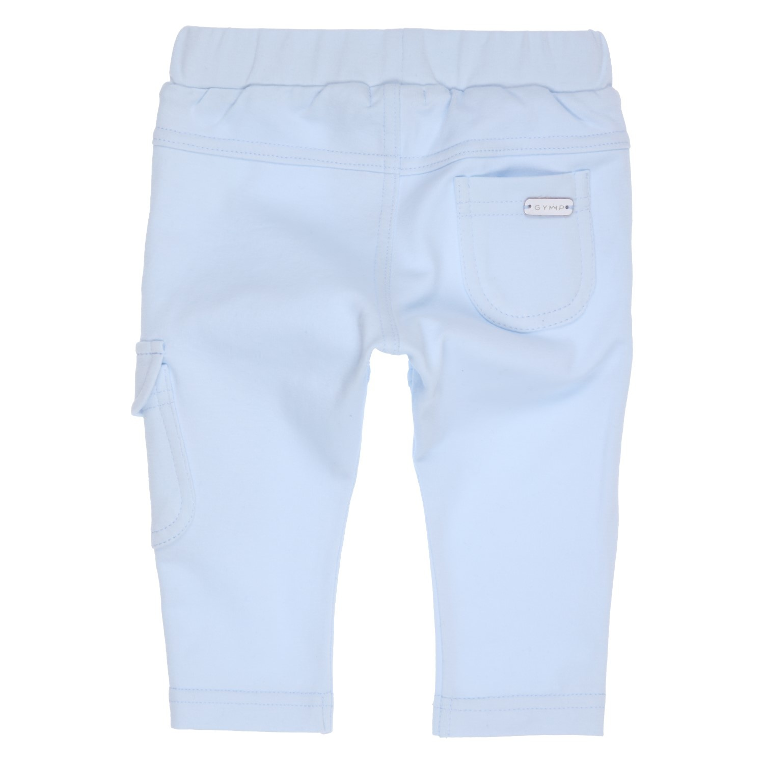 Gymp Gymp Blue Pocket Trousers - 1765