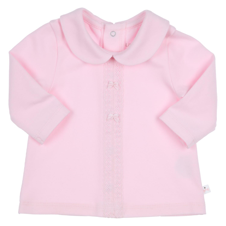Gymp Pink Long Sleeve Top - 1573
