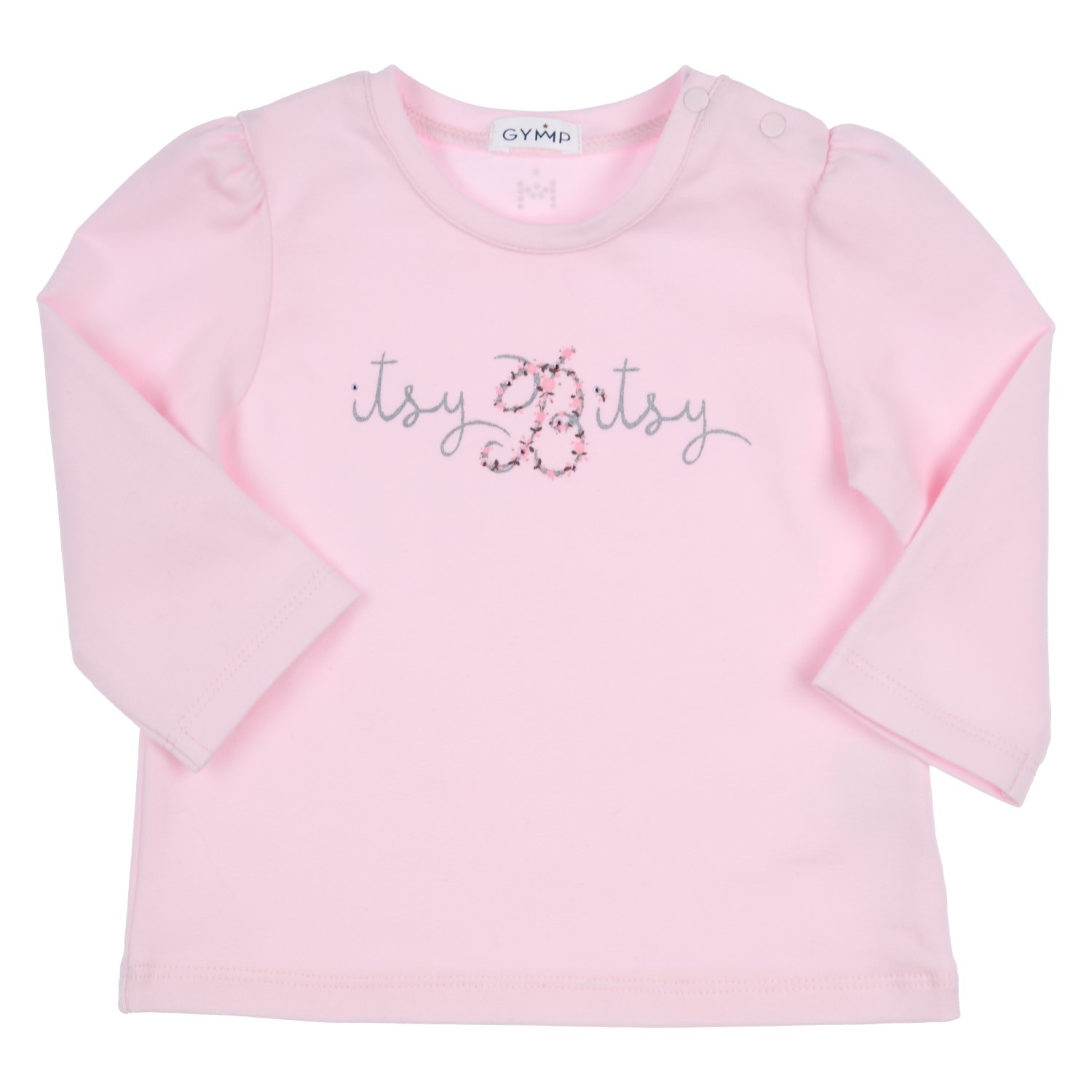 Gymp Gymp 'Itsy Bitsy' Long Sleeve Top - 1649