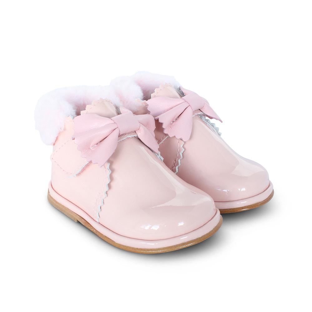 Borboleta Borboleta Shania Pink Patent Fur