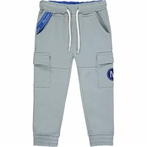 Mitch & Son St Mungos Grey Trousers