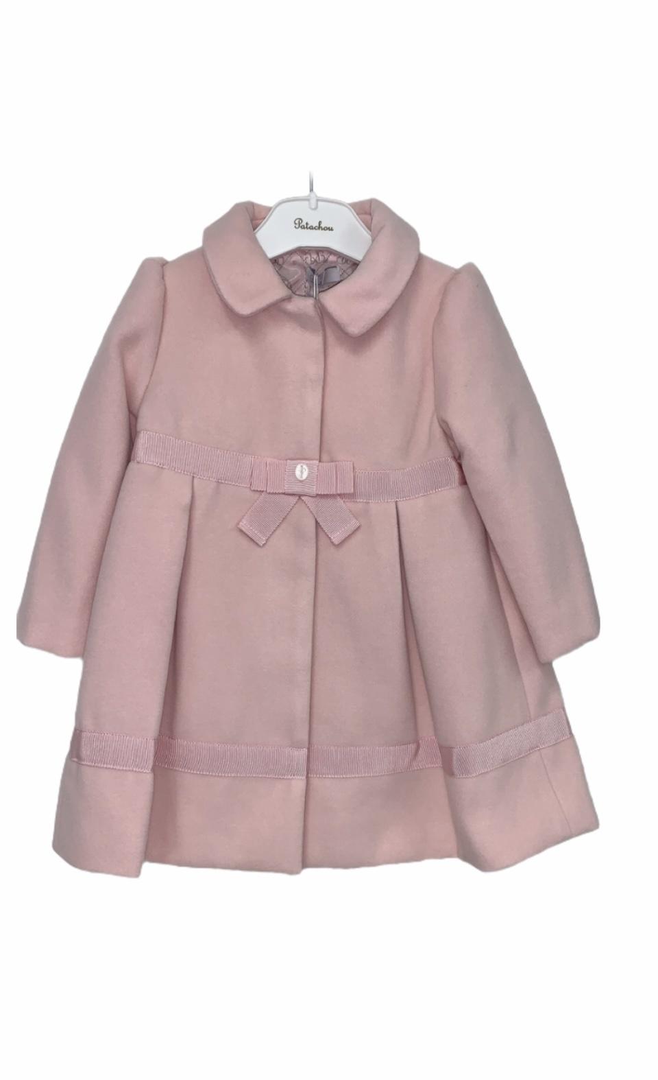 Patachou Patachou Girls Coat - 3230 AW21