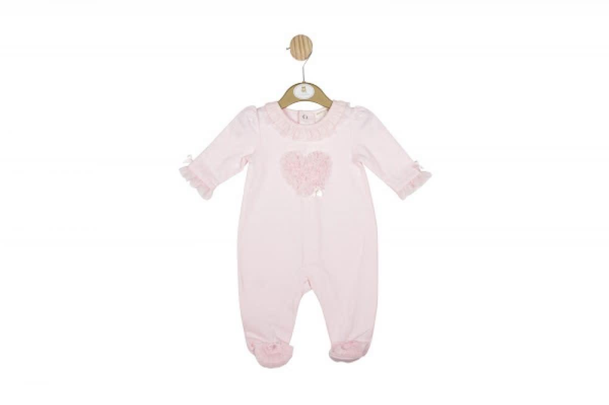 Mintini Mintini Heart Babygrow 4631 AW21