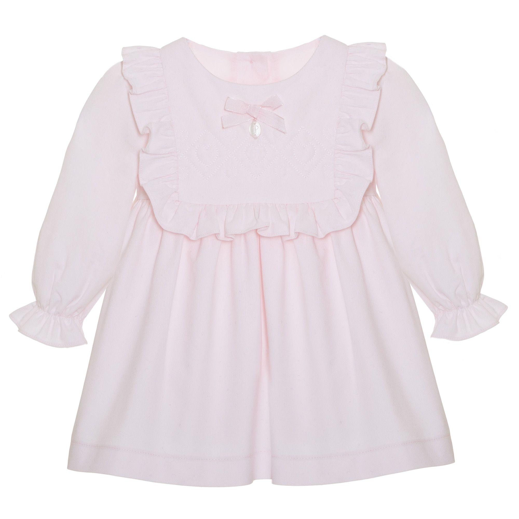 Patachou Patachou Girls Cord Dress - 3039 AW21
