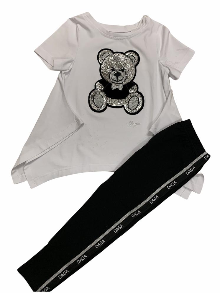 Daga Daga Bear Legging Set 8525