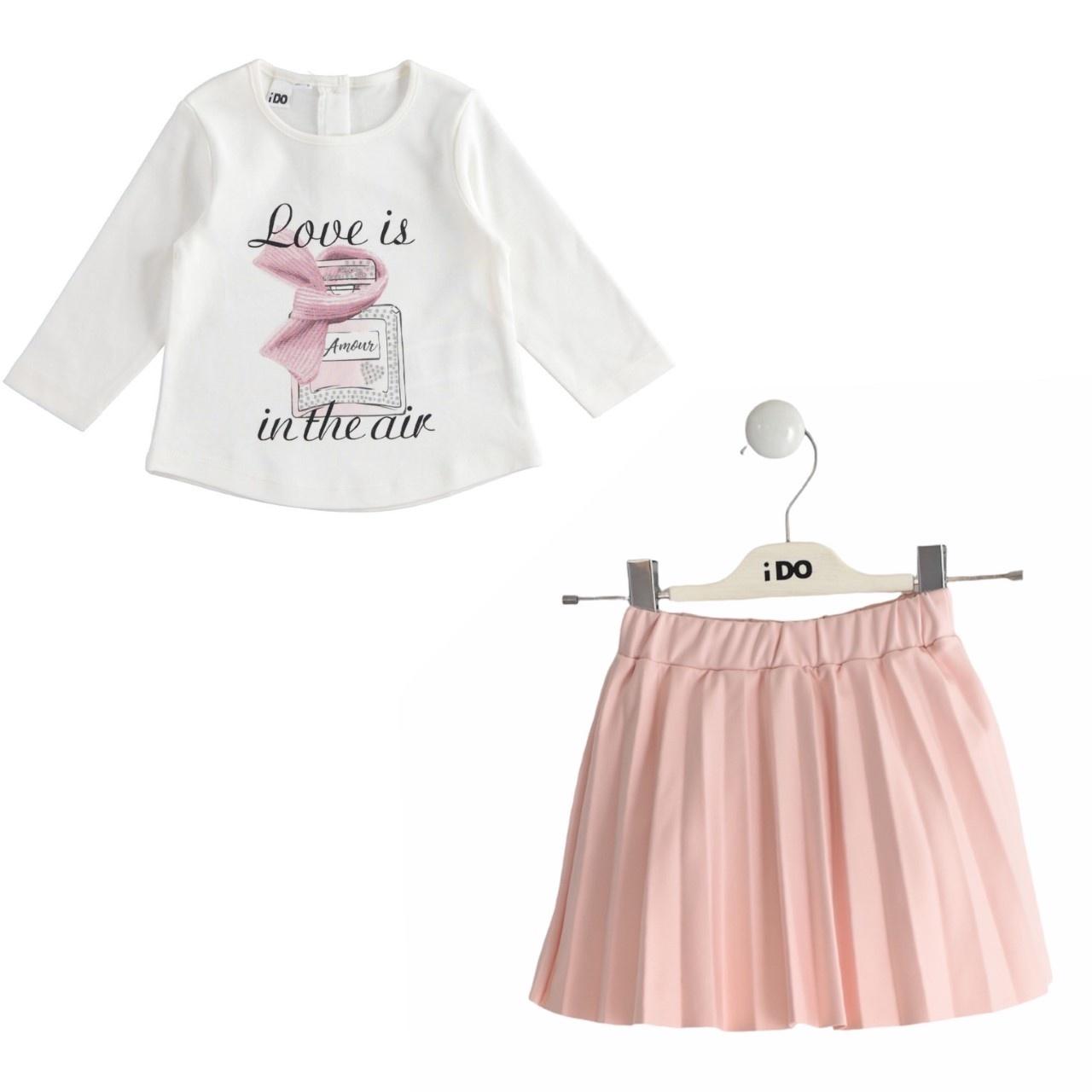 Ido iDO Girls Skirt Set - 43634 AW21