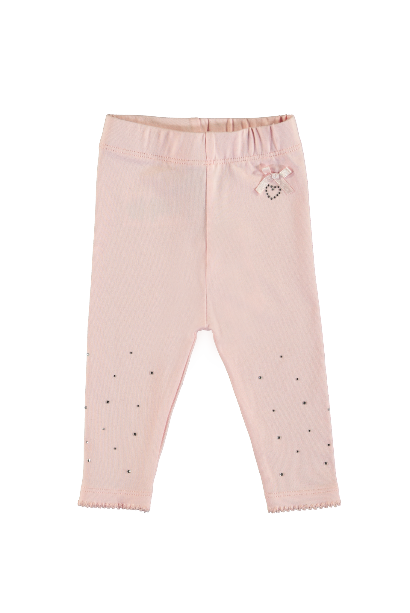 le chic Le Chic Baby Girls Diamonte Leggings - 9593 AW21