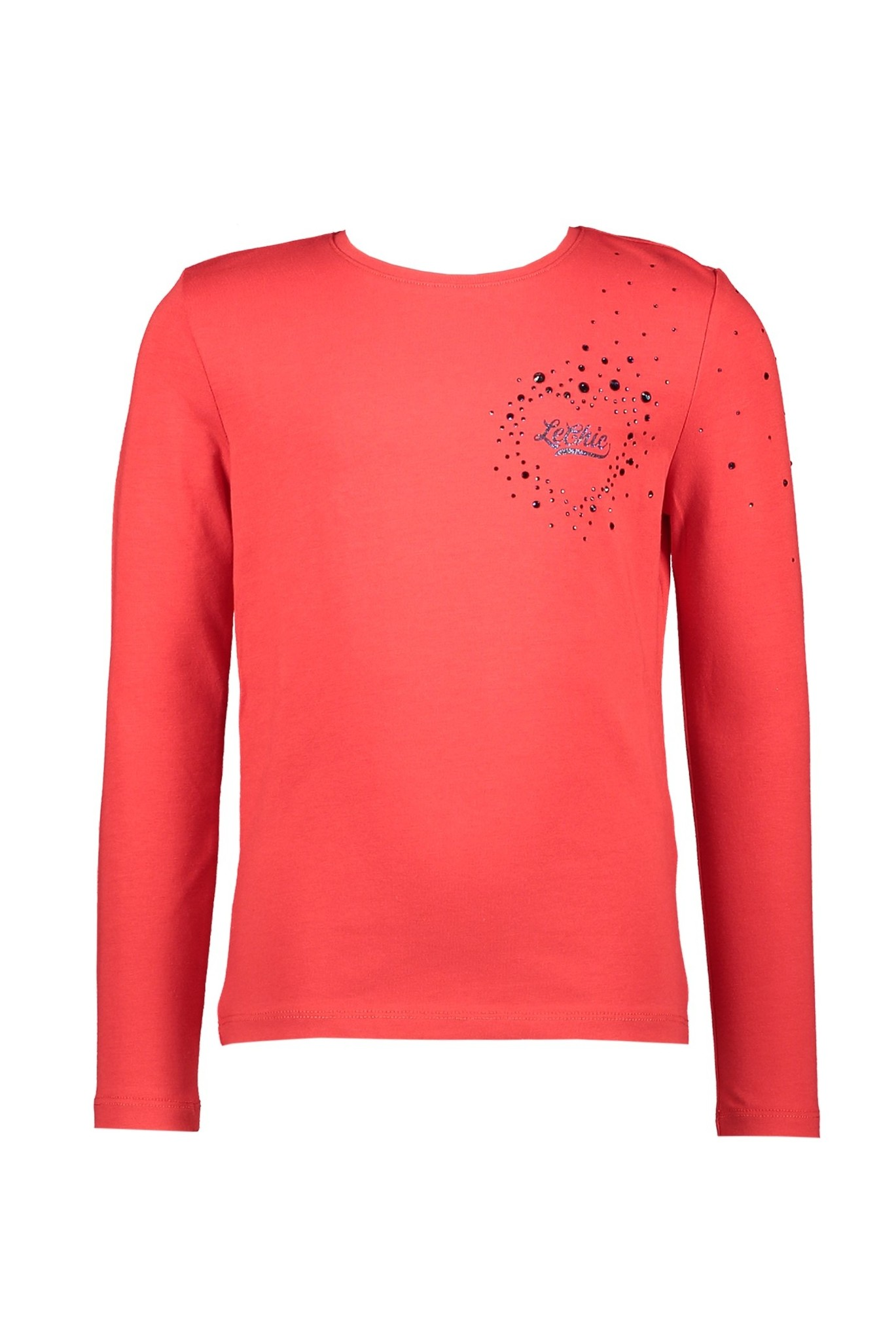 le chic Le Chic Girls Diamonte Top - 5403 AW21