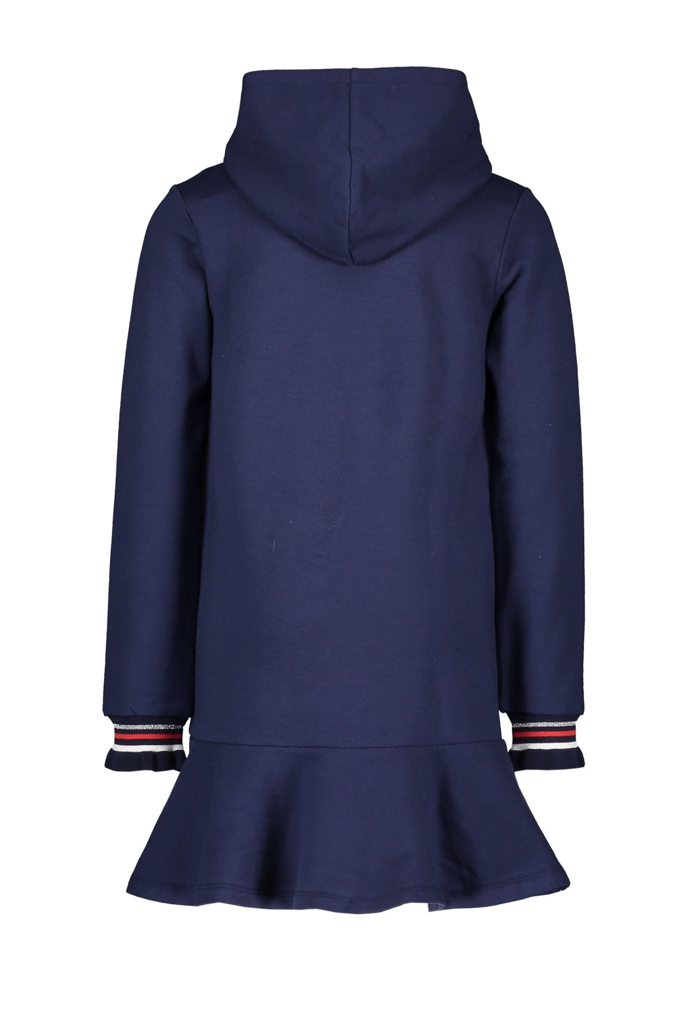 le chic Le Chic Girls Hooded Dress - 5841 AW21