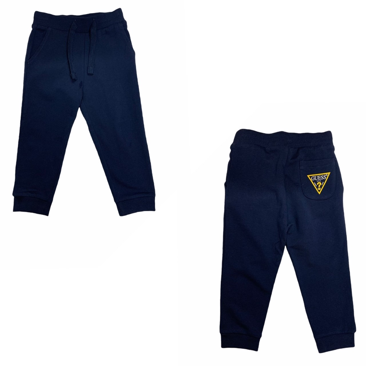 Guess Guess Navy Logo Joggers - C765 AW21