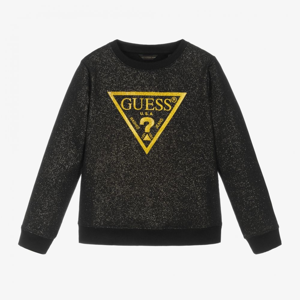 Guess Guess Girls Sparkle Jumper - F9W0 AW21