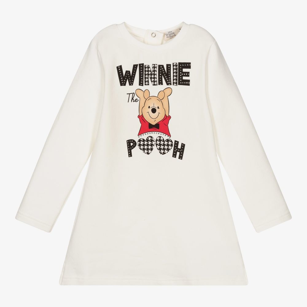 EMC EMC Girls Winnie The Pooh Dress - 0010 AW21