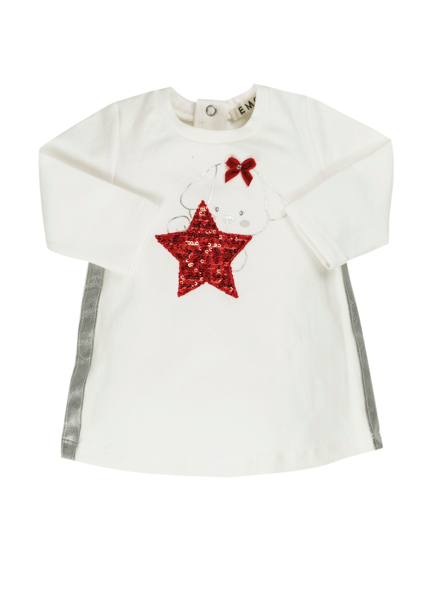 EMC EMC Girls Star Dress - 4608 AW21