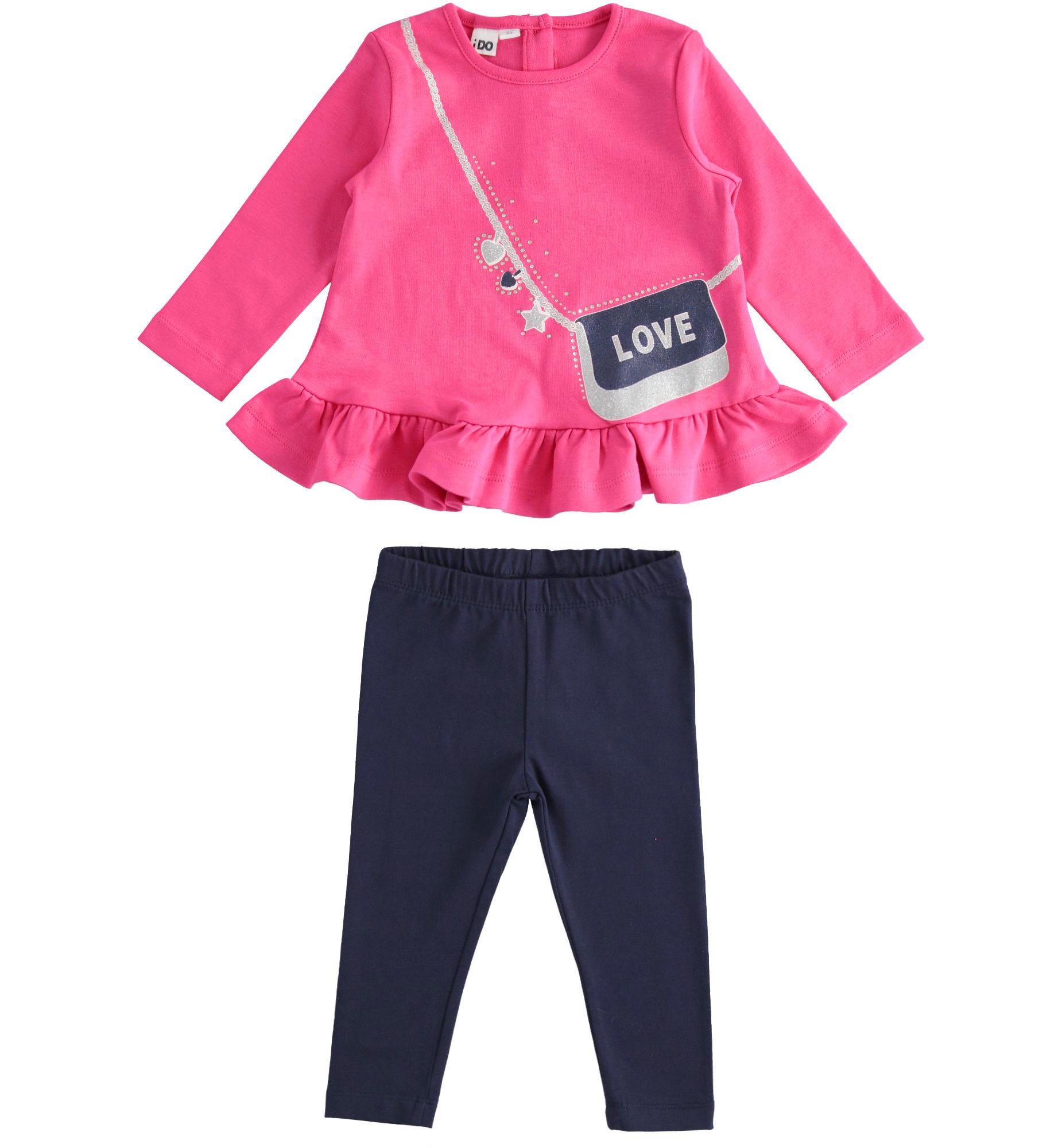 Ido iDO Girls Legging Set - 43555