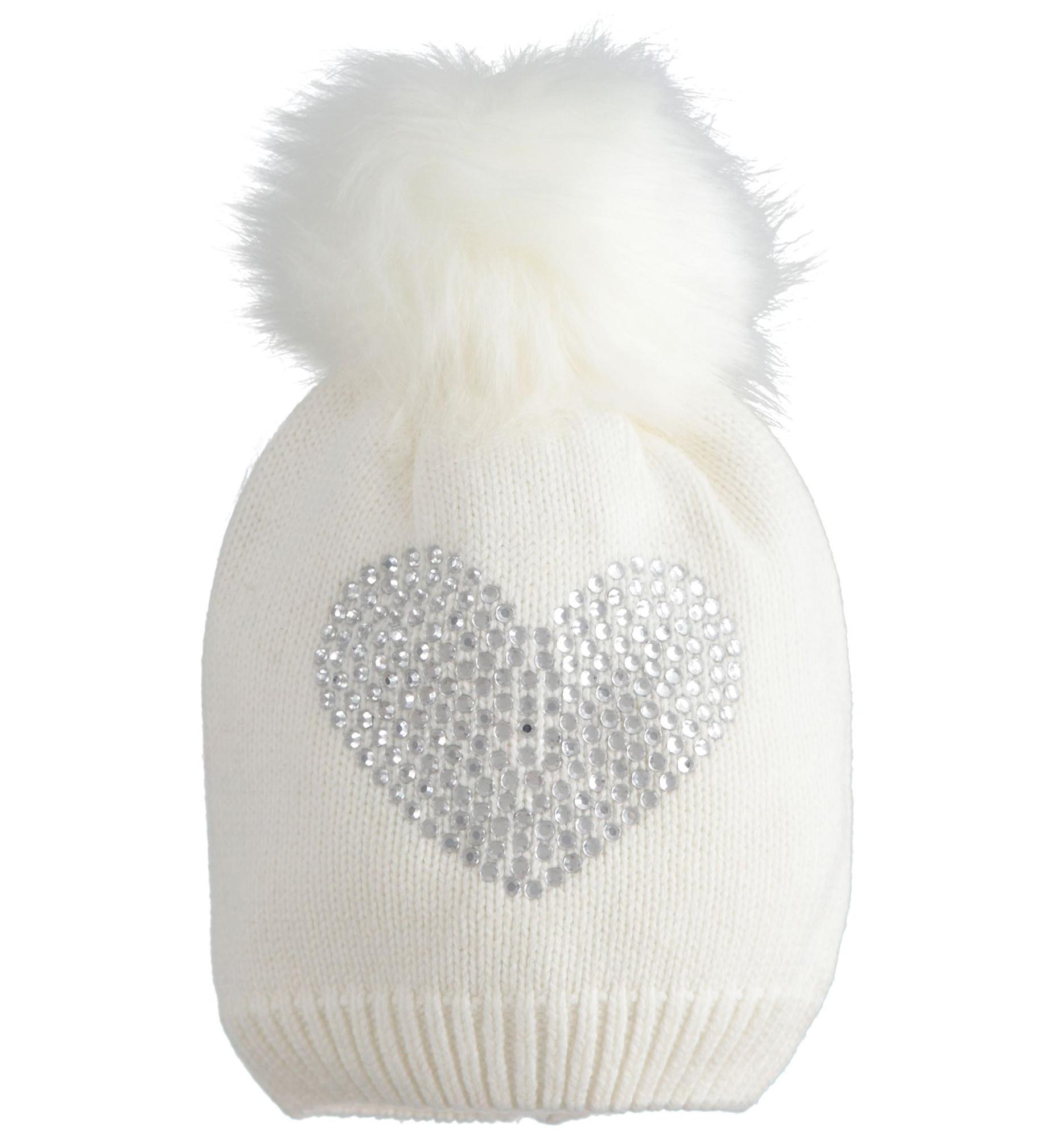 Ido iDO Girls Knitted Hat - 43051 AW21