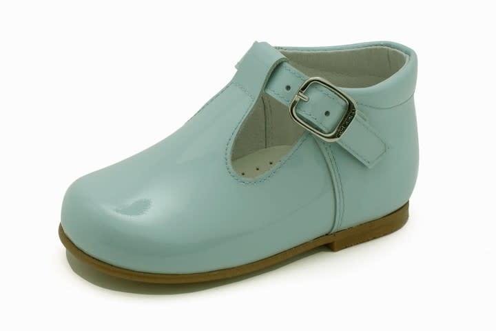 Andanines Andanines 172817 Blue Patent Shoe