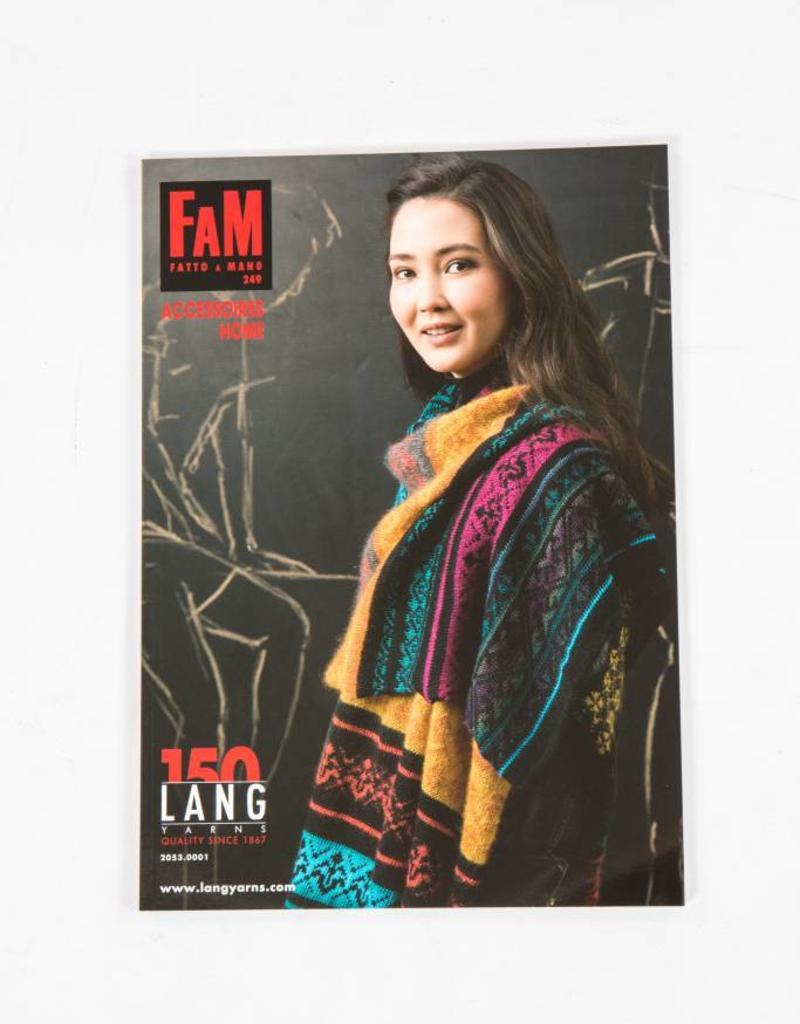 Lang Yarns Lang Yarns - Accessoires Home 249
