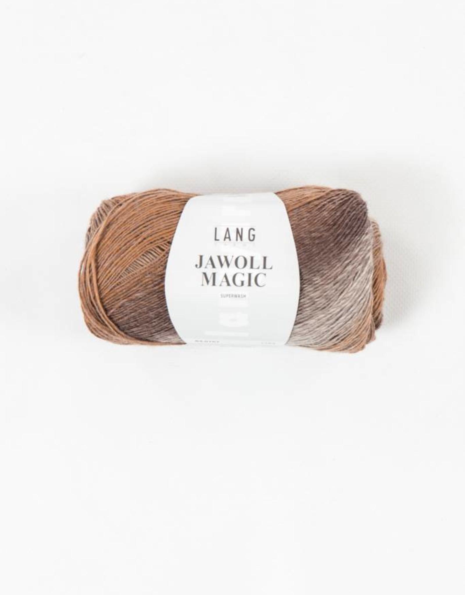 Lang Yarns Lang Yarns - Jawoll Magic 4 ply 84.0167