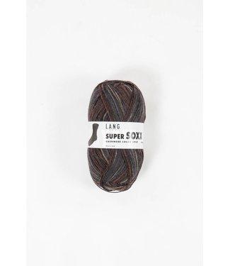 Lang Yarns Lang Yarns - Super Soxx Cashmere color 4 ply 904.0006