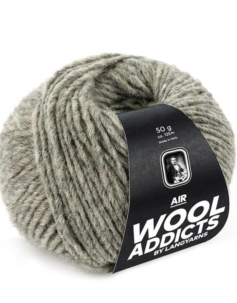 Lang Yarns Lang Yarns - Wooladdicts Air 1001.0096
