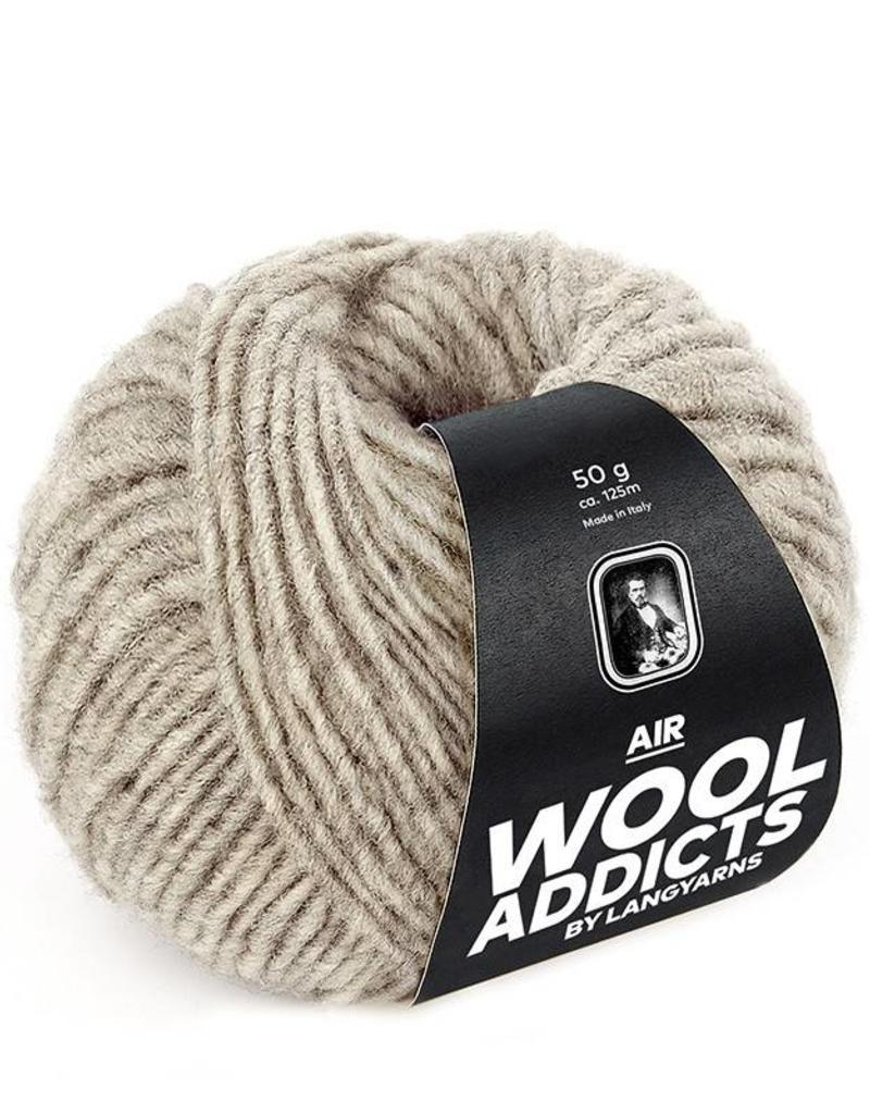 Lang Yarns Lang Yarns - Wooladdicts Air 1001.0026