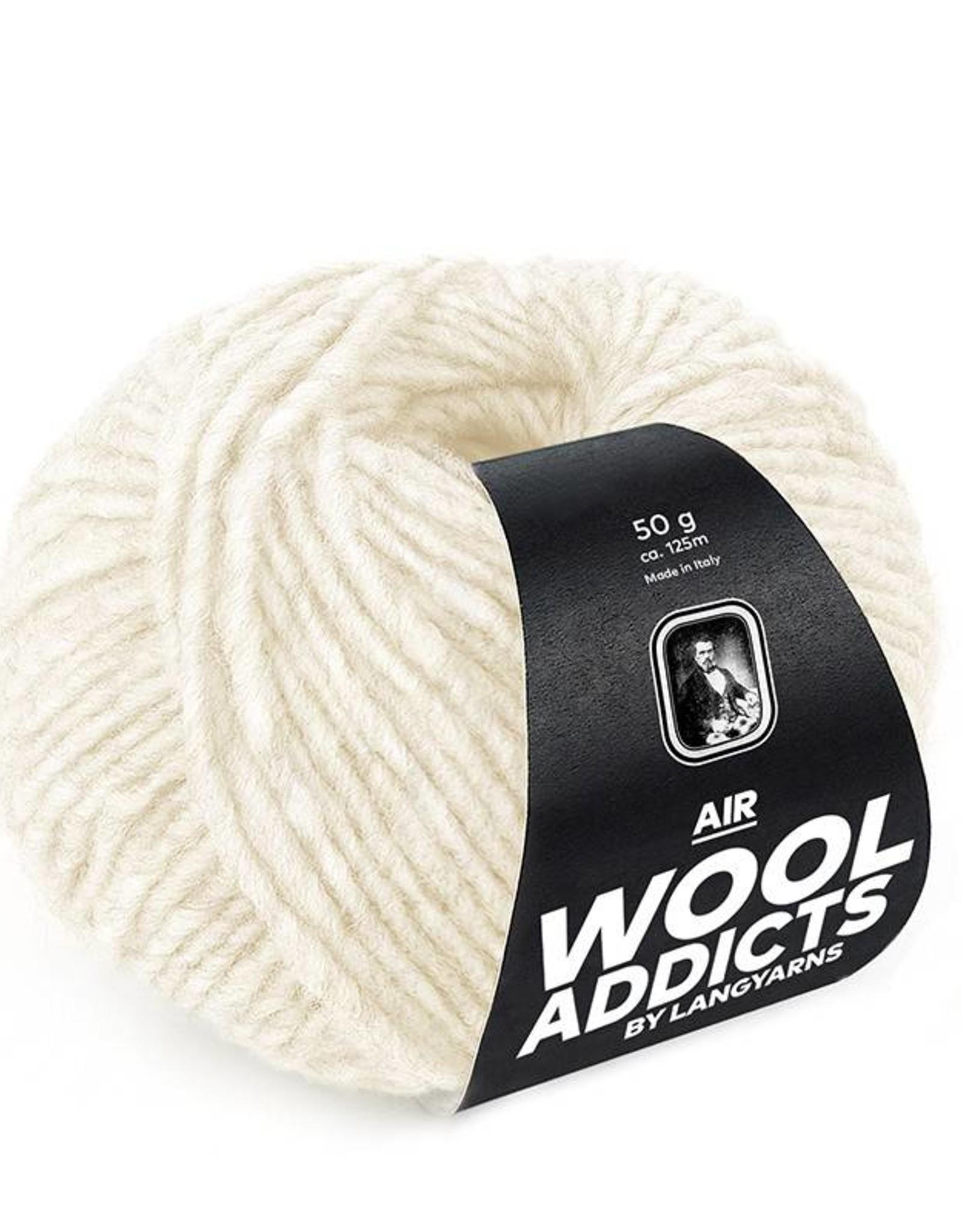 Lang Yarns Lang Yarns - Wooladdicts Air 1001.0094