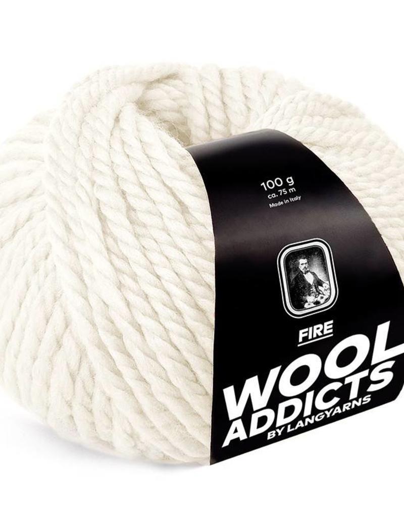 Lang Yarns Lang Yarns - Wooladdicts Fire 1000.0094