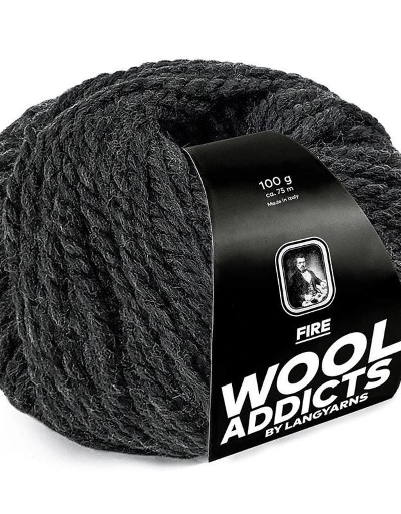 Lang Yarns Lang Yarns - Wooladdicts Fire 1000.0070