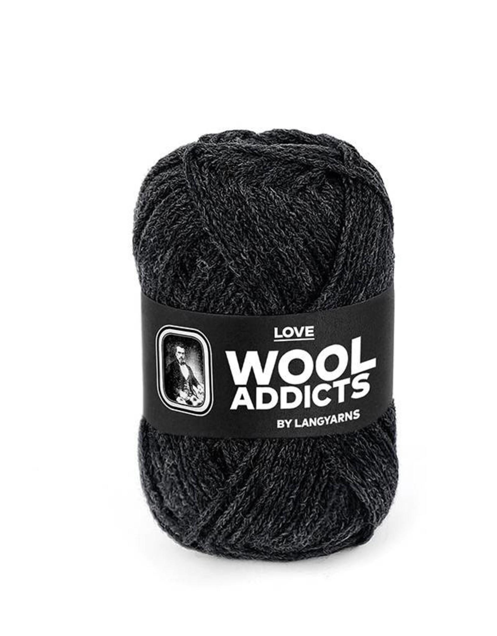 Lang Yarns Lang Yarns - Wooladdicts Love 1002.0070