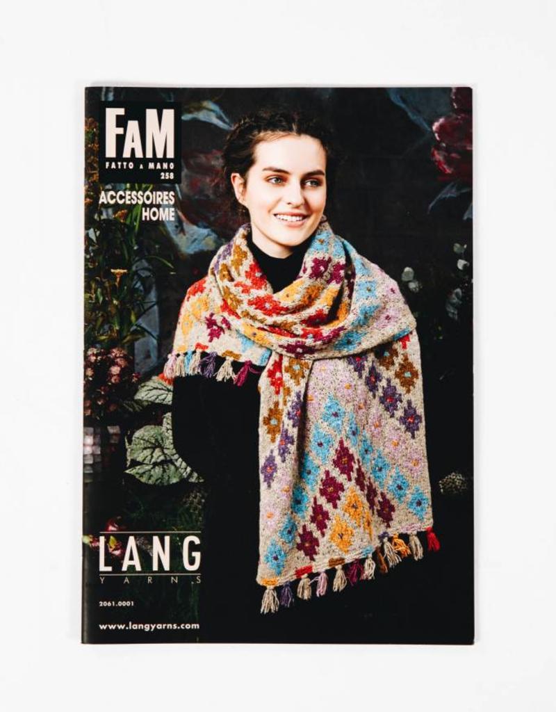 Lang Yarns Lang Yarns - Fatto a Mano Accessoires Home 258