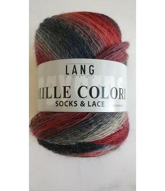 Lang Yarns Lang Yarns - Mille Colori socks & lace 87.0170