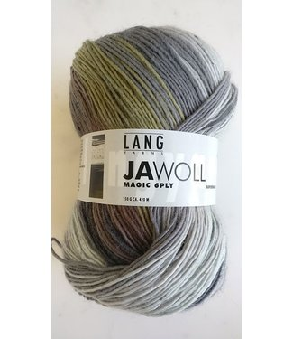 Lang Yarns Lang Yarns - Jawoll Magic 6 ply 89.0003