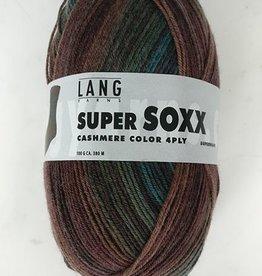 Lang Yarns Lang Yarns - Super Soxx Cashmere color 4ply 904.0011