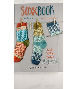 Lang Yarns Lang Yarns - Soxxbook 1