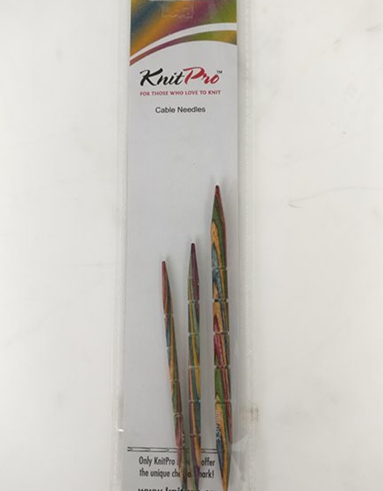 KnitPro KnitPro Symfonie - Kabelnaalden set 3.25 - 4.0 - 5.5 mm