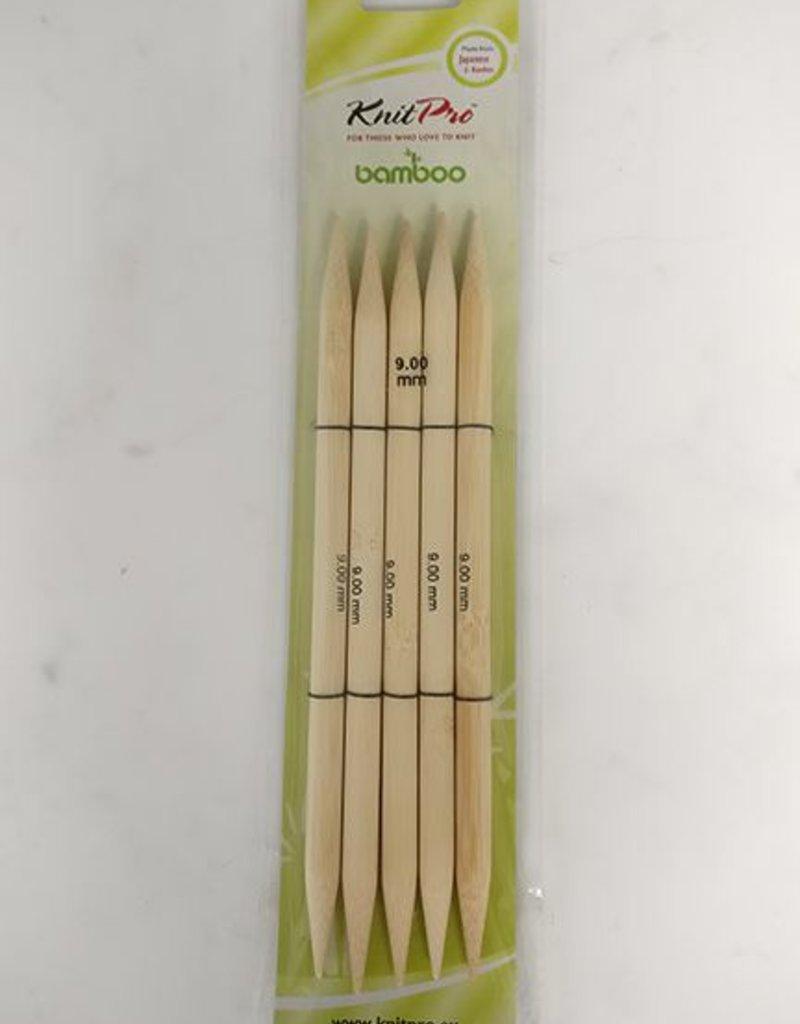 KnitPro KnitPro Bamboo - sokkennaald - 20cm