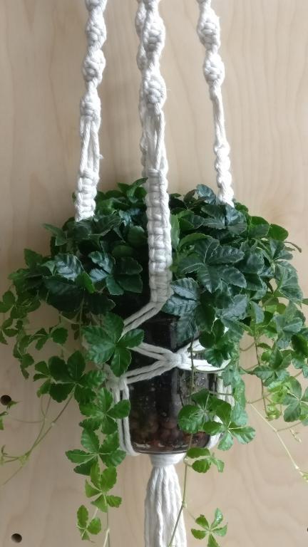 Macramé_plantenhanger