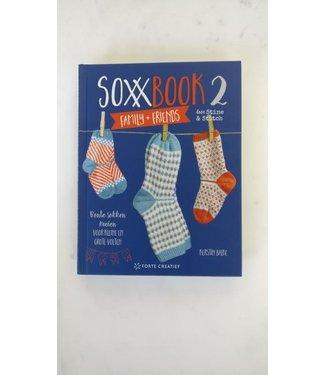 Lang Yarns Lang Yarns - Soxxbook 2 - Uitgeverij: Forte creatief