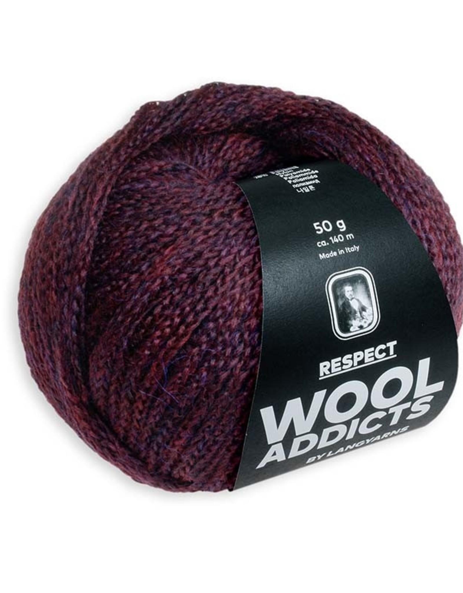 Lang Yarns Lang Yarns - Wooladdicts Respect 1025.0064